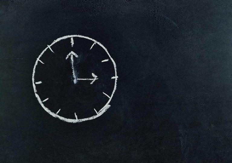 intermitting fasting clock