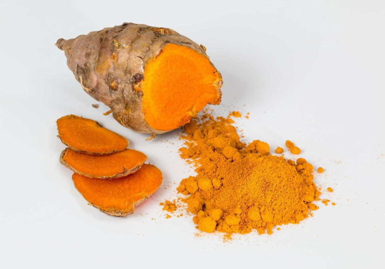 turmeric ground and raw