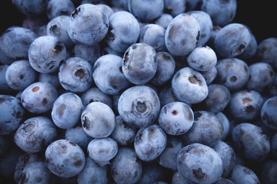 blueberries anti-inflammatory anti-oxidant