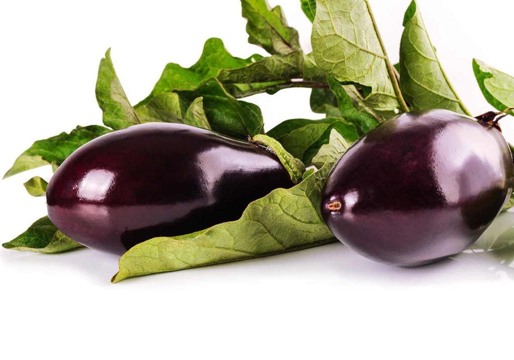 delicious eggplants