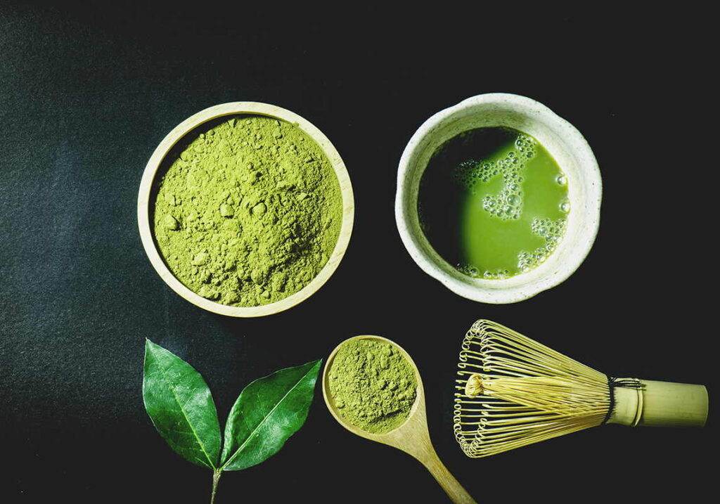 Amazing Matcha recipes