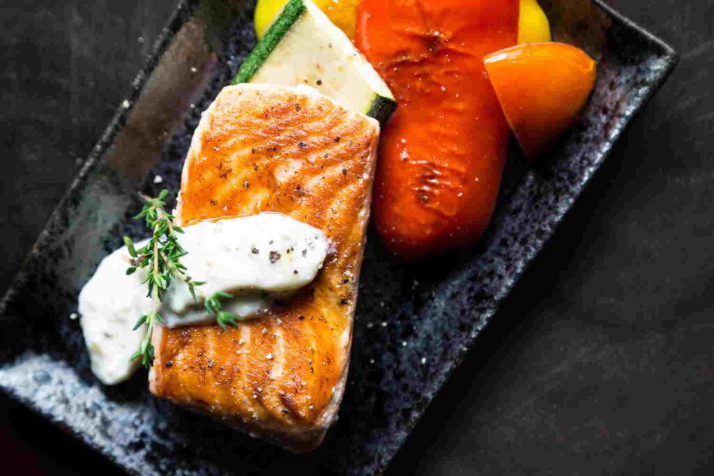omega-3 sea food Salmon